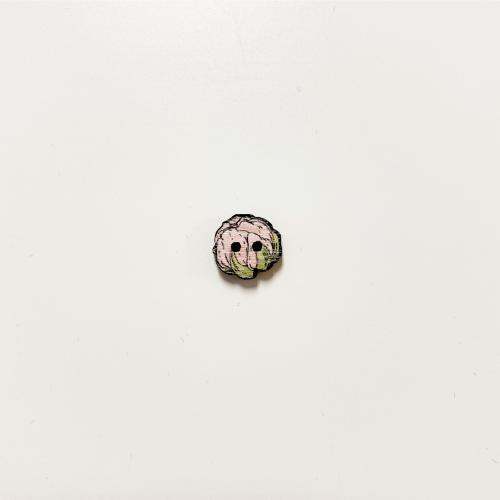 Jaloleinikki nappi pieni, nude