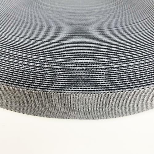 Kotimainen pehmeä vyötärökuminauha 3 cm, musta