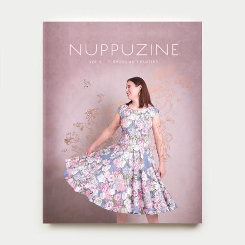 Nuppuzine 4 - Flowers and parties