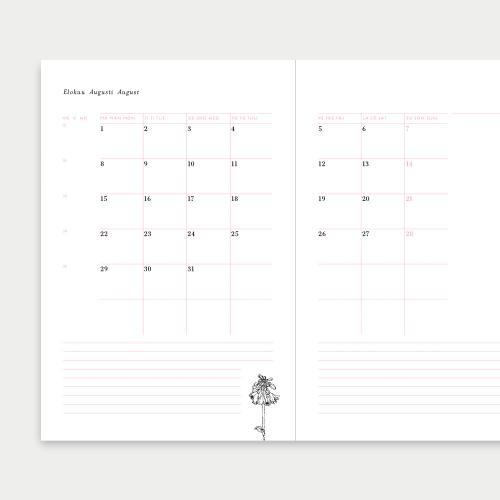 Juhannustanssit kalenteri 2022, iso