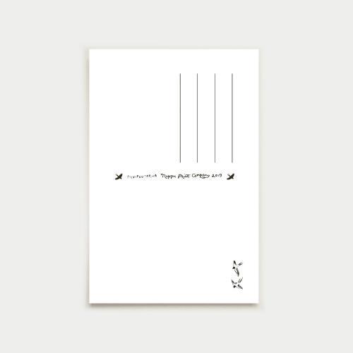 Pääskynen postikortti, nude
