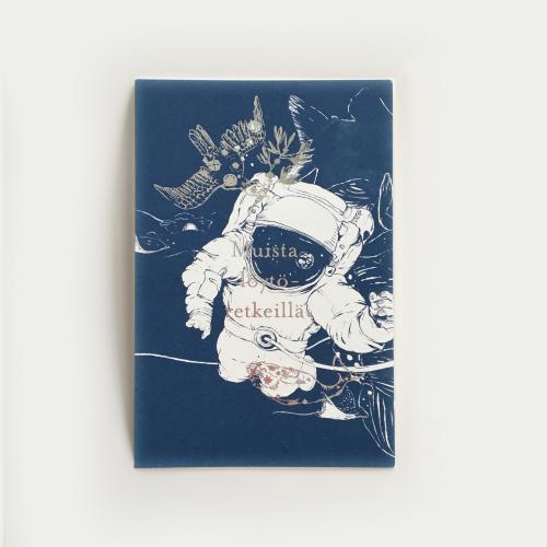 Vesi postikortti, sukellus