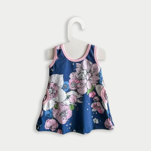 Kivitasku dress for kids PDF pattern (eng)
