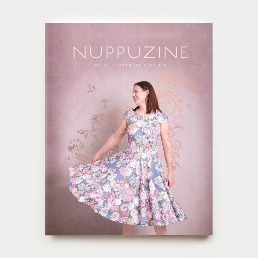 Nuppuzine 4 - Flowers and parties