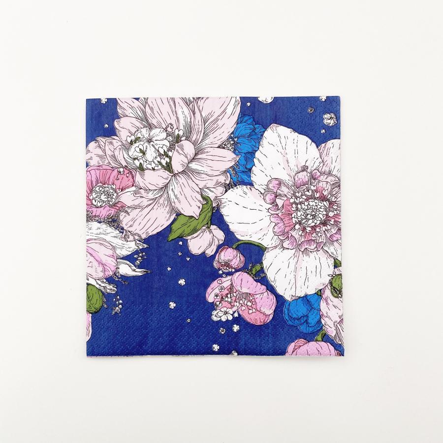 Sydäntalvi lautasliina 33 cm, original