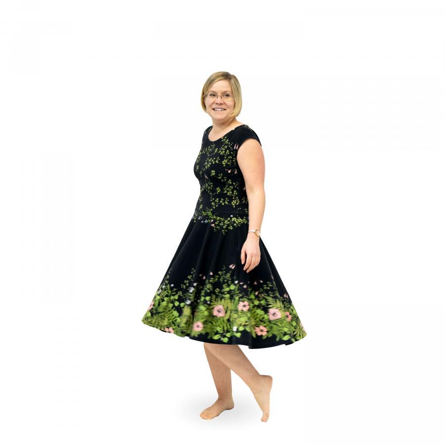 Pääsky dress PDF pattern (eng)