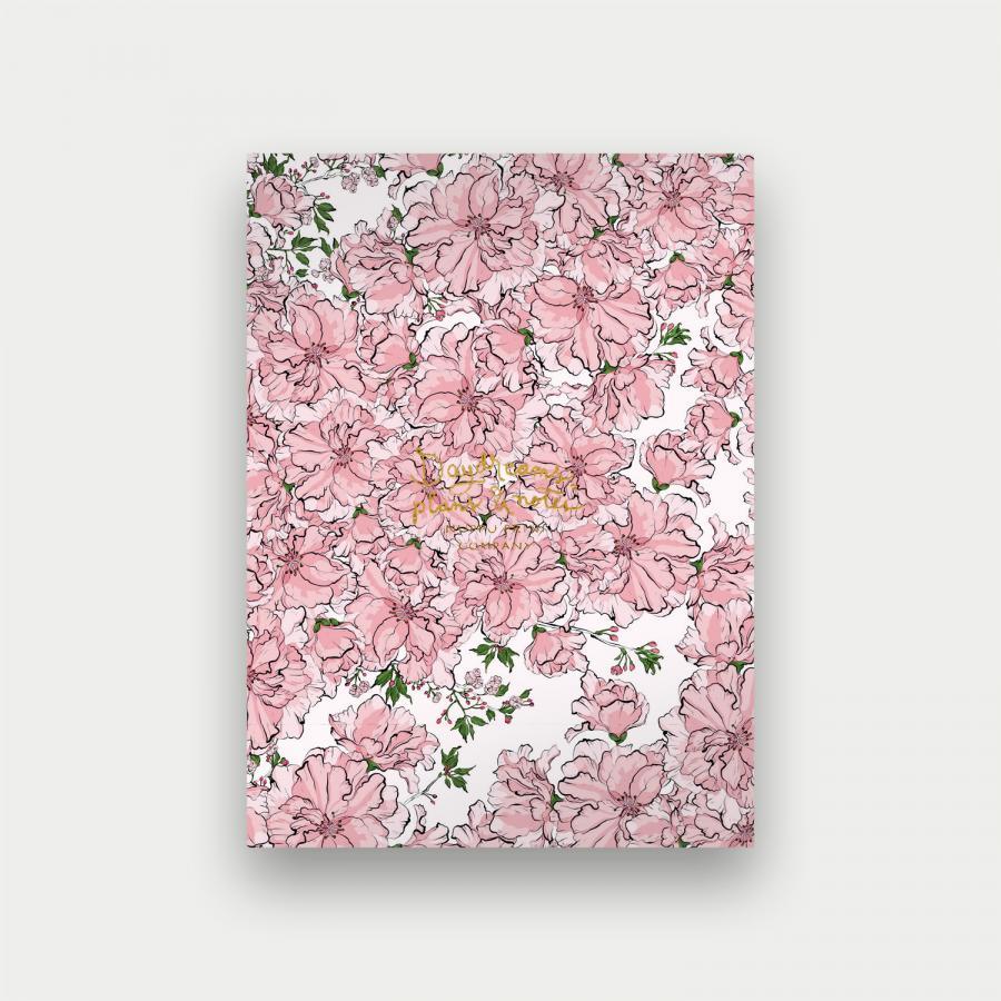 Kirsikkajuhla pikkuvihko, nude