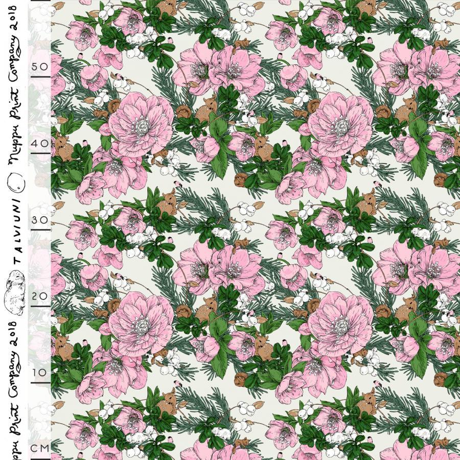 Talviuni luomujoustocollege, pinkki